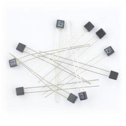 Bezpiecznik termiczny 250V/1A 115°C - 10szt.