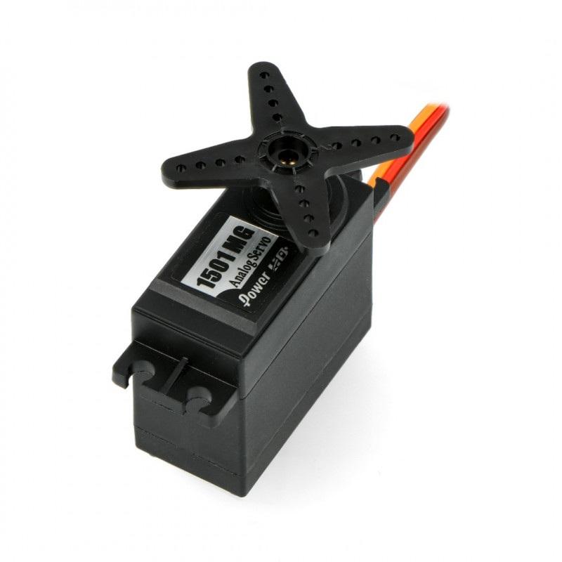 Serwo PowerHD HD-1501MG