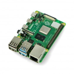 Raspberry Pi 4 model B WiFi Dual Band Bluetooth 1GB RAM 1,5GHz