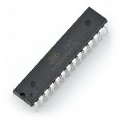 Mikrokontroler AVR - ATmega168P-PU DIP