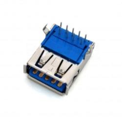 Wtyk USB  typu A - DIP