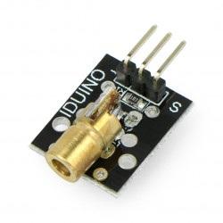 Moduł lasera 150mW / 5V