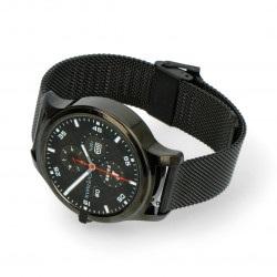 Smartwatch OverMax TOUCH 2.6 - czarny - inteligentny zegarek