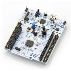 STM32 NUCLEO-F401RE - STM32F411RE ARM Cortex M4