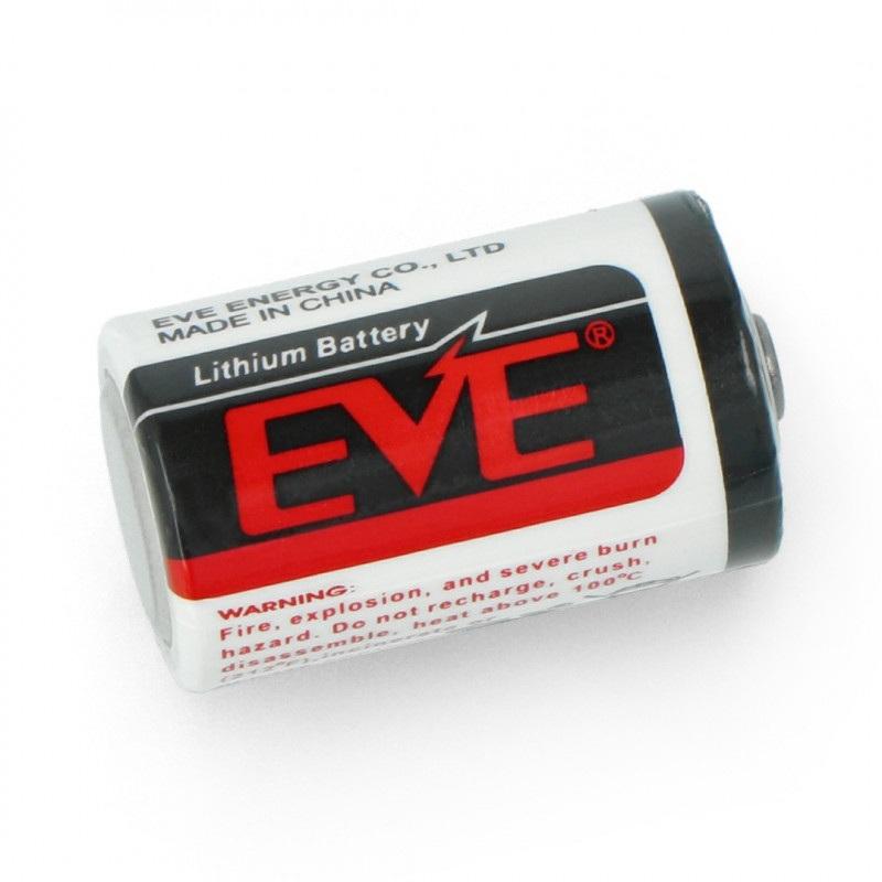 Bateria litowa 3,6V ER14250 1/2AA 1200mAh Eve