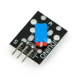 Czujnik pochylenia / wstrząsu - moduł Iduino