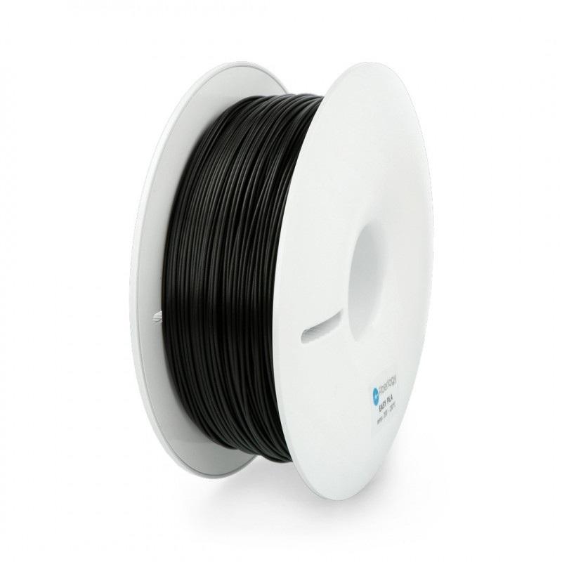 Filament Fiberlogy Easy PLA 1,75mm 0,85kg - czarny