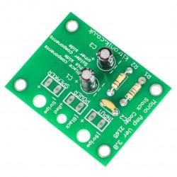 Wzmacniacz audio NCP2890 2,2V-5,5V 1W - jednokanałowy