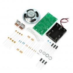 Zestaw do budowy radia DIY V2.0