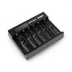 Ładowarka akumulatorów Li-Ion - XTAR MC6C - AA, AAA 1-6szt.