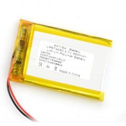 Akumulator Li-Pol Akyga 980mAh 1S 3.7V
