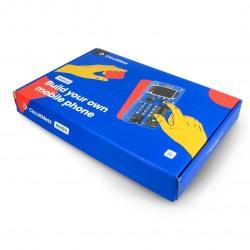 Zestaw edukacyjny Circuitmess Ringo GSM - do samodzielnego montażu