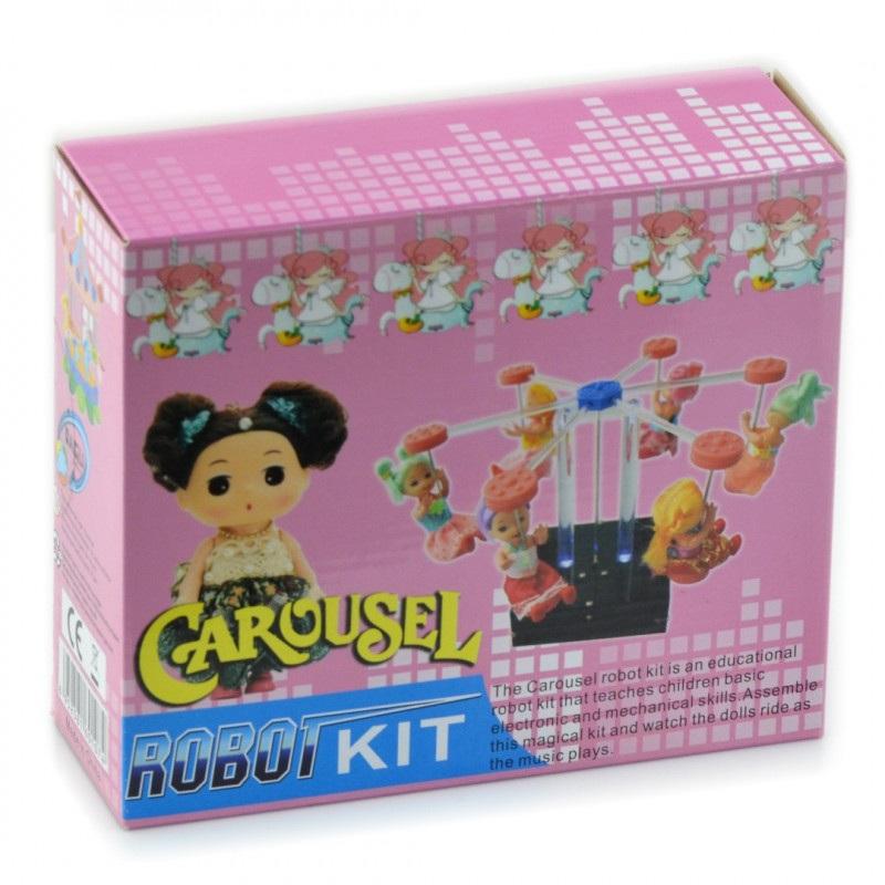 Carousel Robot Kit - karuzela - zestaw do samodzielnego montażu