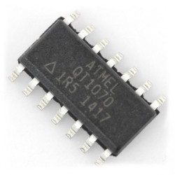 Q-touch AT42QT1070 - SMD