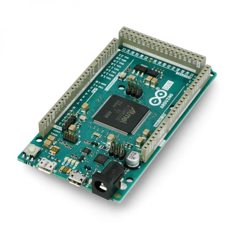 Arduino Due ARM Cortex