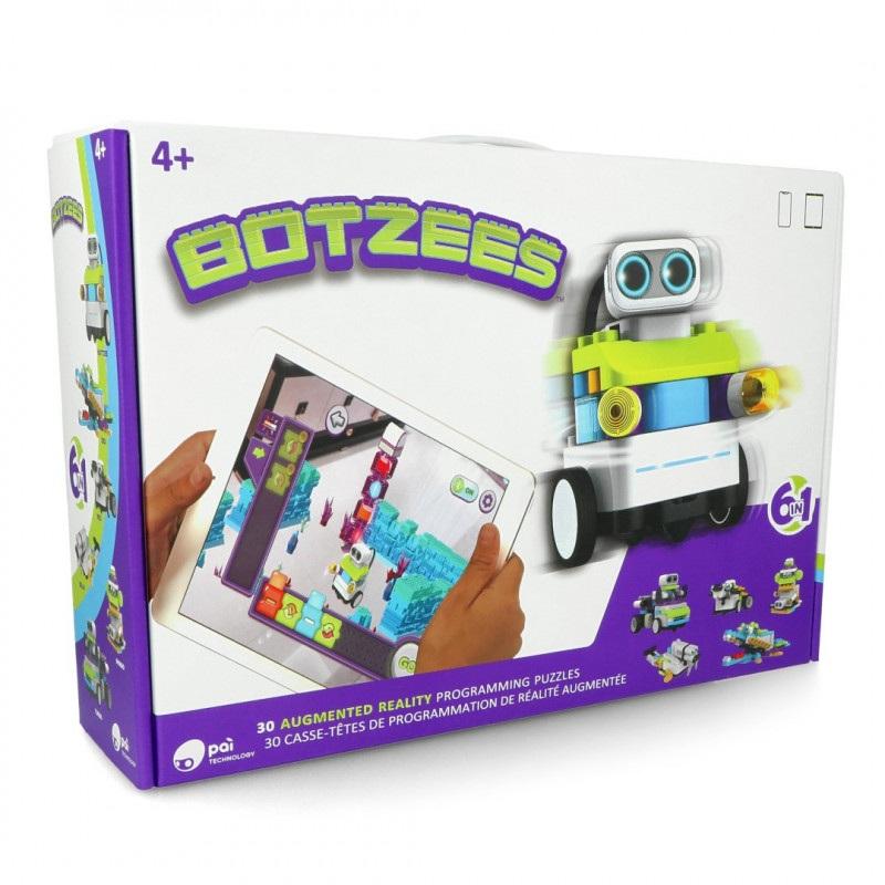 Botzees - modularny robot edukacyjny