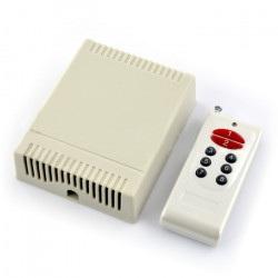 Radiowy włącznik 8-kanałowy 12V - 433MHz