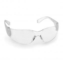 Okulary ochronne - bezramkowe - Vorel 74503