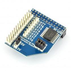 Ekspander wyprowadzeń PCF8574 I2C do Banana Pi