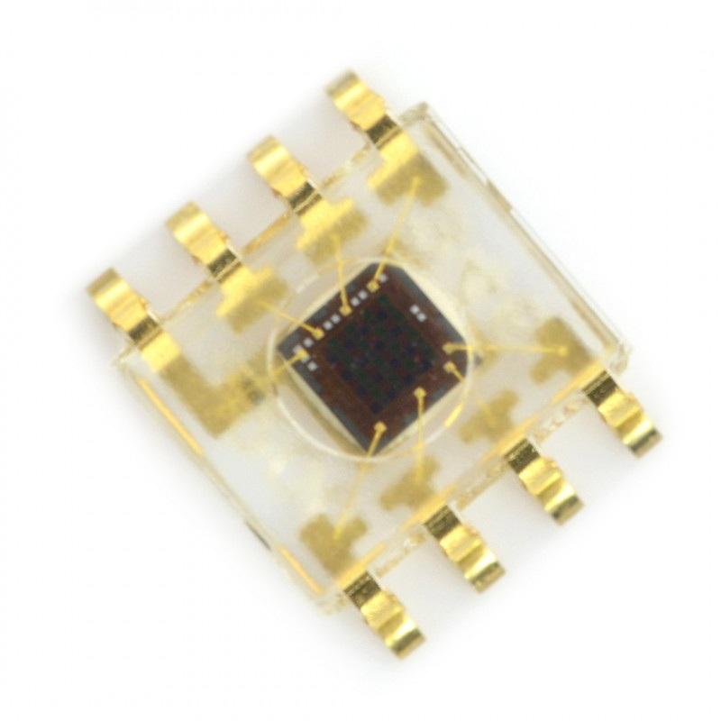 Czujnik koloru przetwornik światło - częstotliwość TCS3200D