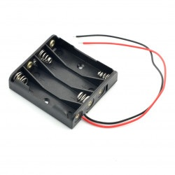 Koszyk na 4 baterie typu AAA (R3)