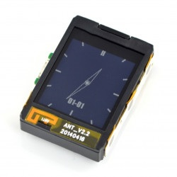 Mixtile Gena Wearable SmartWatch - płytka rozwojowa z ekranem LCD