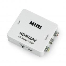 Konwerter HDMI-3xRCA
