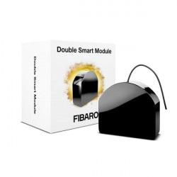 Fibaro Double Smart Module FGS-224 - 2x przekaźnik 230VAC/30VDC Z-Wave