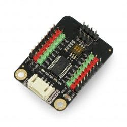 Gravity - ekspander wyprowadzeń MCP23017 I2C - 16 I/O - DFRobot DFR0626