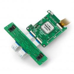 Zestaw zsynchronizowanych kamer stereo 8Mpx do Raspberry Pi - ArduCam B0195S8MP