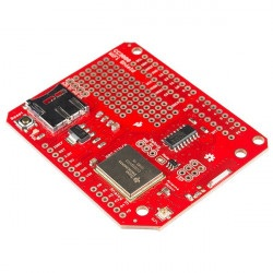 CC3000 WiFi Shield - SparkFun