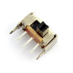 Przełącznik suwakowy SS12T40 2-pozycyjny kątowy