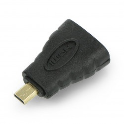 Przejściówka HDMI -...