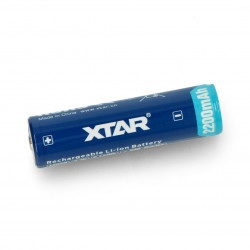 Akumulator XTAR 18650 - 2200mAh
