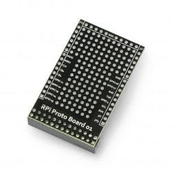 Płytka prototypowa THT - Raspberry Pi