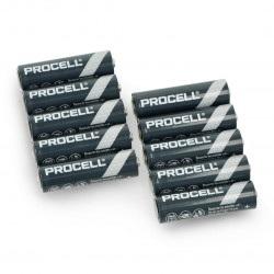 Bateria AA (LR6) Duracell Procell - 10 sztuk