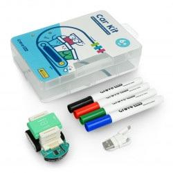 Grove Zero Car Kit - Zestaw elementów łączonych magnetycznie - 4 moduły