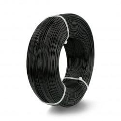Filament Fiberlogy Refill Easy PET-G 1,75mm  0,85 kg - Black