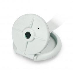 Obudowa dla kamery Raspberry Pi - RPI-CAM.40 jasnoszara