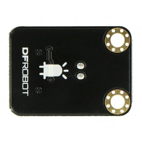 Moduł z niebieską diodą LED - DFRobot Gravity