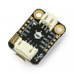 DFRobot Gravity - odtwarzacz MP3 - UART