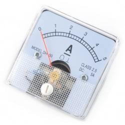 Amperomierz analogowy - panelowy DH-50 - 5A