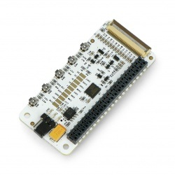 """PaPiRus Zero - moduł wyświetlacza e-paper 2,0"""" dla Raspberry Pi Zero"""