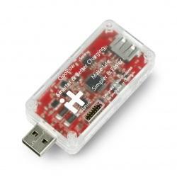 DFRobot qualMeter X - tester ładowarki i przewodu USB do ładowania