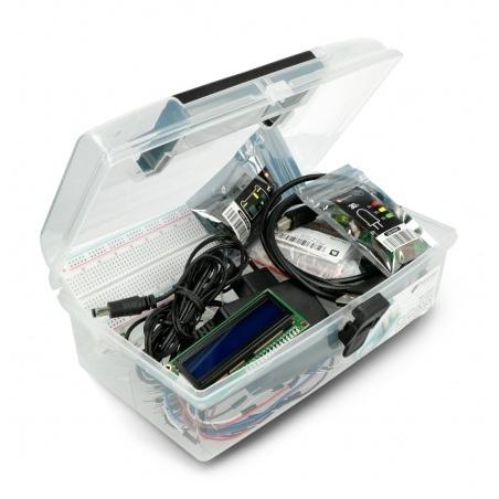Zestaw prototypowy z Raspberry Pi Pico