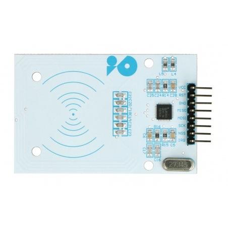 Velleman VMA405 - Moduł RFID MF RC522 MiFare 13,56MHz + karta i brelok