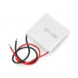 Ogniwo Peltiera TEC1-12704 12V / 4A