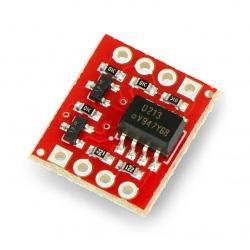 Optoizolator dwukanałowy ILD213T moduł - SparkFun BOB-09118