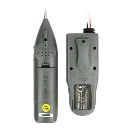 Miernik do identyfikacji i szukania przewodów Rebel RB-806R
