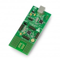 STM8S Discovery - STM8S105C6T6